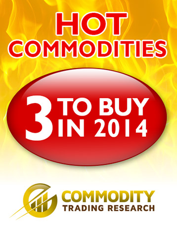 hot commodities 3 to buy in 2014 commodity trading research